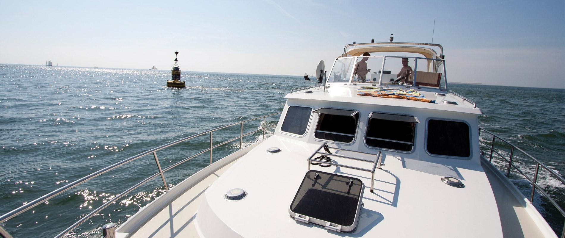 Vaarvakantie - Boot huren - GJS | HW Yachtcharter
