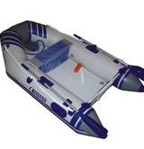 Boot huren met rubberboot